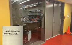 Recording studio in library hopes to amplify experience for all