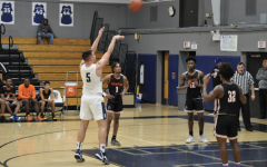 Boys' basketball defeats FCIAC second seed team in a defining match