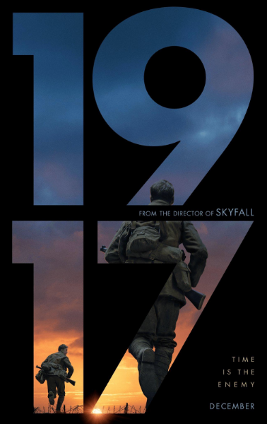1917 hit theaters over a month ago and has taken the film industry by storm. In a race against time, two men must halt a British attack that is bound to lose thousands of soldiers.