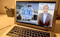 On March 16, Principal Stafford Thomas Jr. sent a video regarding updates on e-learning to Staples' students and parents. In the video, Thomas reassured students the program would allow the continuation of their education during the disruption of Staples' closure.