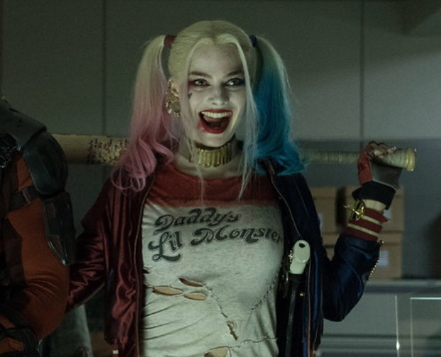 "Harley Quinn, the main character in the movie ""Birds of Prey (and the Fantabulous Emancipation of One Harley Quinn),"" is played by the actress Margot Robbie. Robbie has been featured in multiple DC comics films."