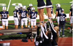 Discomfort prevails in cheer game-day uniforms