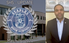 Principal Stafford W. Thomas, Jr. sent out an update to all students on Monday, March 16. He discussed remote learning, noting that students will spend multiple hours a day engaged within online coursework.