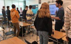 Staples students, teachers validate pledge procedure