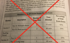 Although the AP U.S. History test, for example, traditionally takes over two hours and consists of multiple sections, the 2020 AP test will be 45 minutes long and consist of free response questions. The original test had to be modified due to the COVID-19 outbreak.