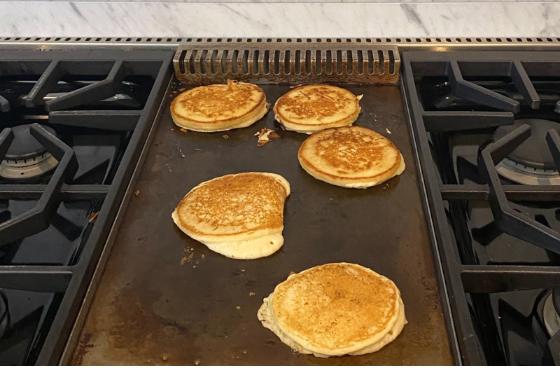 Easy pancake recipe to satisfy quarantine boredom