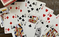 There is a multitude of ways to make use of a card deck during the quarantine. Try some of these games: Hearts, Crazy 8's, Spit, Go Fish, War and Solitaire.