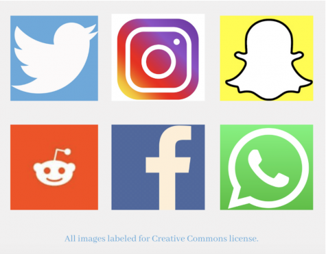 """As """"The Social Dilemma"""" explains, social media apps such as these are run by human-made algorithms programmed to interpret user data and create a specific feed for each consumer."""