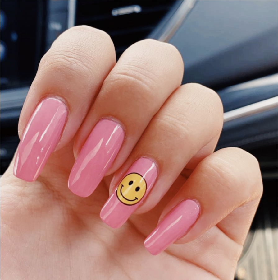 Nail art is a fun and creative way to showcase one's personality.