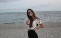 Raia Badurina '23 moved to Westport in April during the pandemic. Despite the challenges she has faced as a new student during COVID-19, Badurina continues to think positively about her situation.