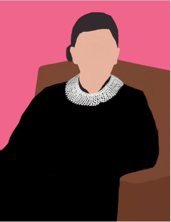 Supreme+Court+Justice+Ruth+Bader+Ginsburg%27s+death+has+left+many+Americans+in+a+state+of+grief.+Some+struggle+with+properly+mourning+Ginsburg+and+finding+a+balance+between+celebrating+her+achievements+while+acknowledging+her+wrongdoings.