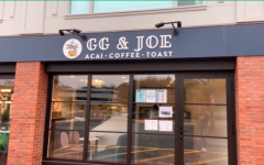 GG and Joe, a local cafe in Downtown Westport, opened this past May, after COVID-19 delayed the process. After their opening, they have gained popularity within the Westport community.