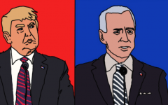 Students dissect presidential debate