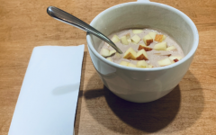 When you need a quick breakfast before a practice or game, it's good to have some variety. Protein-packed overnight oats are the perfect breakfast to make, and it's tasty.