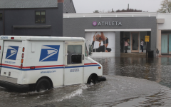 Increased flooding downtown threatens shops through costs and water damage