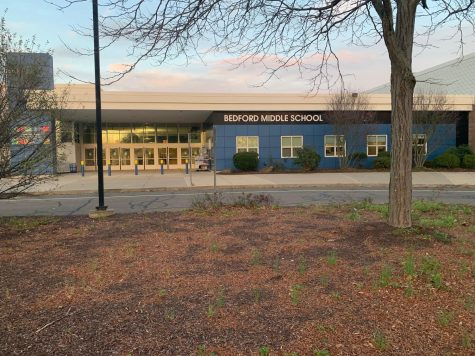 Bedford/Coleytown Middle Schoolers were notified of the closing on Sunday, Nov. 15.