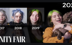Billie Eilish recently conducted her interview with Vanity Fair for the fourth year in a row.