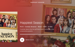 "Hulu's holiday romcom ""Happiest Season"" is successful in instilling empathy towards it's characters and in communicating the struggle of finding acceptance in our heteronormative society."