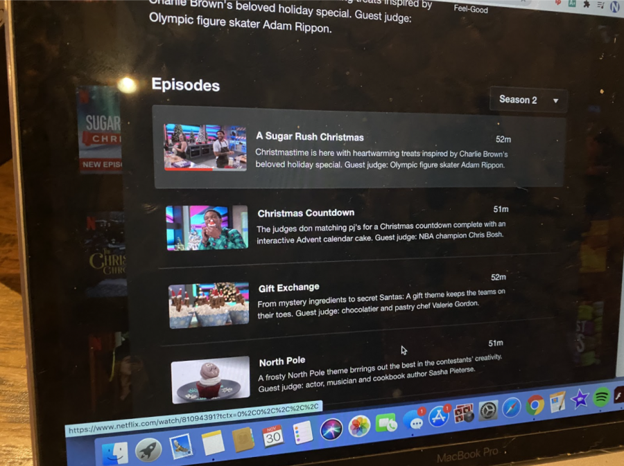 """Sugar Rush Christmas"""" releases six new episodes, with baking themes such as Charlie Brown, secret santa, advent calendars and Christmas decorations."""