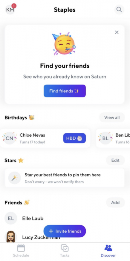 """Dylan Diamond '17 was placed on Forbes' 30 Under 30 List in the """"Youngest"""" category for his development of the school navigation app """"Saturn."""" The app aims to make school and schedule navigation more manageable as well as connect students by providing an option to friend other students on the app itself, on Snapchat or on Instagram."""