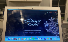 Despite the barriers put in place by COVID-19 the highly regarded Candlelight concert prevailed taking on the form of a virtually broadcasted performance accessible to thousands across the nation.