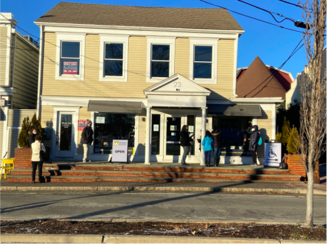 The Westport Bookshop, Westport's first used book store, officially opened January 28. They are open Thursdays and Fridays from three to six p.m and on weekends from noon to five p.m.