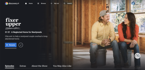 """Fixer Upper: Welcome Home"" is available on Discovery Plus, and there have been five episodes released thus far."