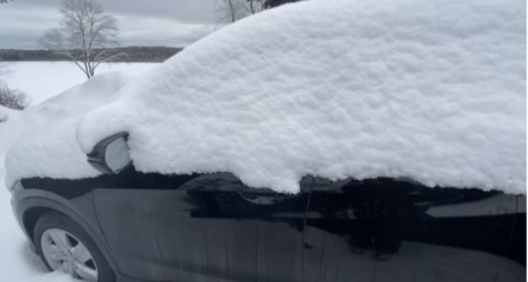 Clearing snow from cars is not that difficult of a task. But with an already snowy winter, keeping your car in a garage or under some sort of cover is preferable to leaving it outside. Keeping out of the snow is better for the health of the vehicle and limits the effort needed to start it up after a storm.