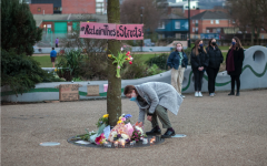 Women from all over England mourned for Sarah Everard.  The vigil they organized to represent women's rights was not approved by the police in England, while a gathering to celebrate a soccer match was.