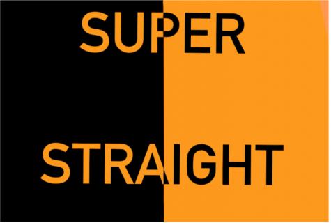 "Those who identify as ""super straight"" have already adopted their own version of a pride flag, a rectangle divided between black and orange. Critics of the label have seen it as exclusionary and take issue with the attempts of ""super straight"" people to insert themselves into the LGBT community."