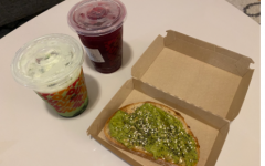 The new Dunkin' Donuts spring menu displays new and exciting food and drink options that are sure to brighten up this spring season.