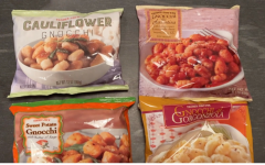 While the pasta options range in caloric density, all are easy to make and delicious in their own way.