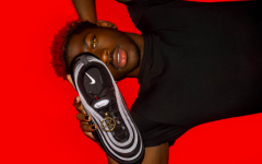 """Lil Nas X's """"Satan Shoes"""" (as seen above) that were released following his latest song, Montero, are receiving backlash due to Satanic, religious and sexual themes, despite the song hitting number one on Billboard."""