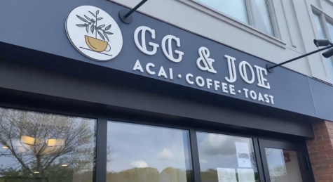 GG and Joe is located in downtown Westport and has a variety of food options and beverages.Their coffee was our favorite between them, Shearwater Coffee Bar, Mystic Market and Granola Bar.