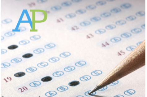 AP students prepare weeks in advance in effort to achieve college credits for their classes.