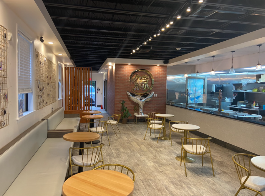 The Whale Tea in downtown Fairfield offers a variety of bubble tea flavors including brown sugar, Oreo, mango, taro and strawberry. With the option of freshly made tapioca, stopping at The Whale Tea is a must.