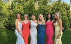2021 senior prom continues on despite COVID-19.