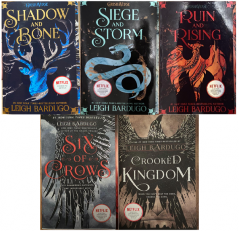 """Netflix's new book adaptation, """"Shadow and Bone"""" is based on Leigh Bardugo's """"Shadow and Bone"""" trilogy as well as her """"Six of Crows"""" duology."""