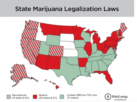The recent passage of a bill in Connecticut's State Senate has reignited debate about whether or not to legalize recreational cannabis use. If the bill passes the house, Connecticut will become the 17th state to legalize recreational cannabis use.