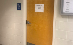 The effects of a viral TikTok trend can be felt all across the state, even in our own town at Bedford Middle School, where bathrooms such as these were vandalized and stolen from.