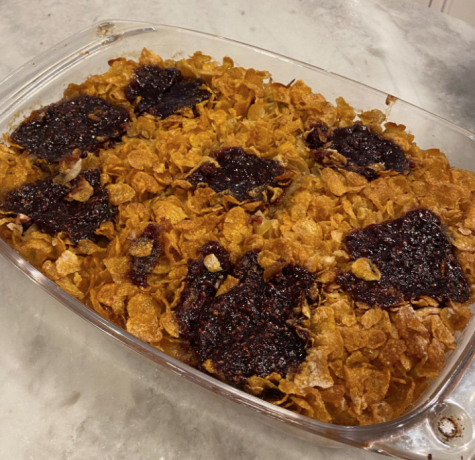 This crowd-pleasing traditional Jewish dessert is a sweet and savory dish  that everyone can enjoy.