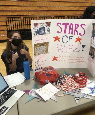 Club Rush is a great way for students to promote their clubs and show other students the endless possibilities there are regarding clubs at Staples.