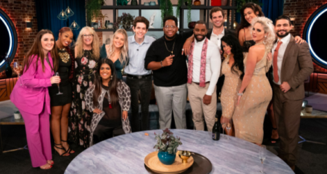 The players from the third season of Netflix's entertaining and mindless reality show, 'The Circle'