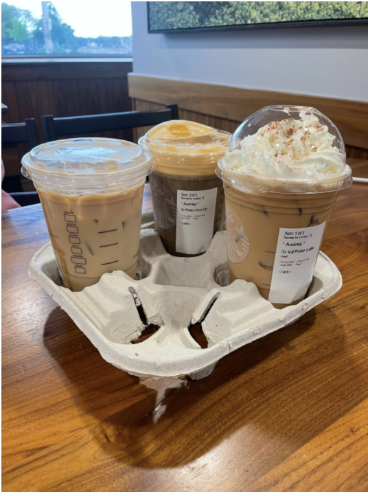 Starbucks released its fall drinks for this season. The drinks feature autumn flavors like apple and pumpkin that can be used to get into the spirit of the season.