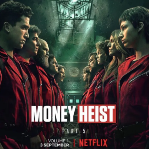 Money Heist season five came out on Sept. 3 on Netflix. It is the fifth and final season, and has been split into two volumes. The second volume comes out on Nov. 3.