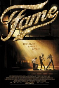 Fame Movie Poster | Photo By www.impawards.com