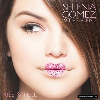 Selena Gomez's new album cover   Photo from selenagomezweb.com