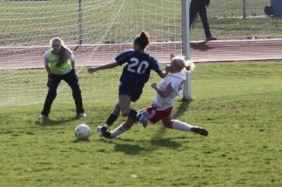 Post Season Ends for Girls Varsity Soccer