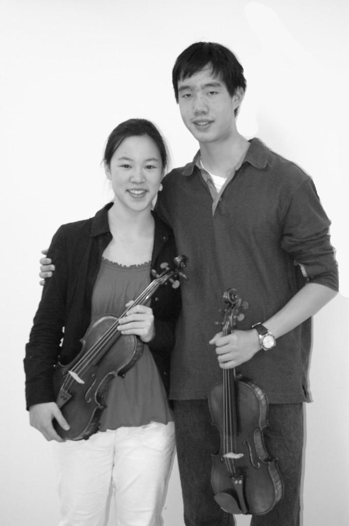 Chen Siblings Become Violin Virtuos