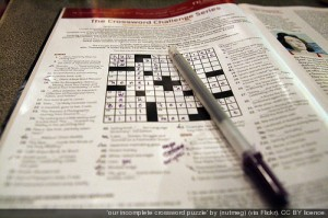 Crosswords Accepted at Collaborative Team Meeting